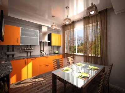 Купить кухонный гарнитур в Екатеринбурге