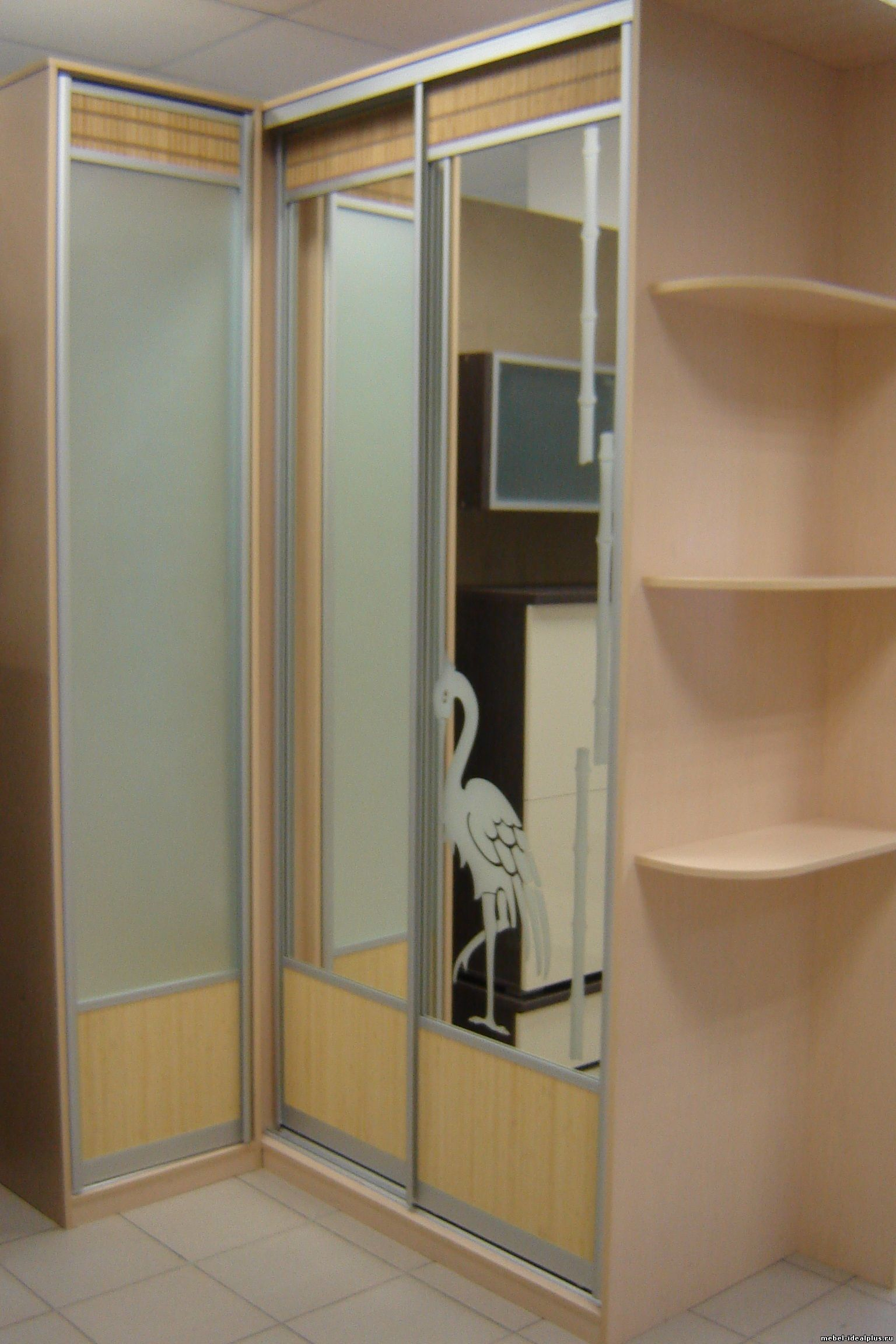 Шкафы купе екатеринбург недорого фото